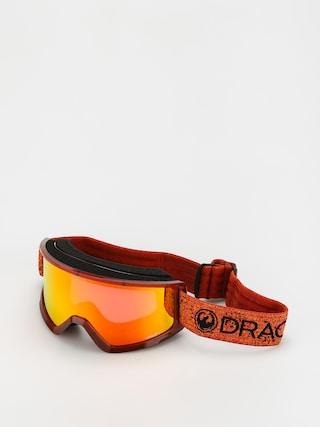 Snowboardovu00e9 okuliare Dragon DX3 Otg (light fire/ll red ion)