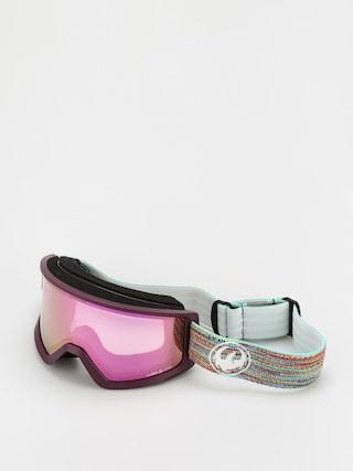 Snowboardovu00e9 okuliare Dragon DX3 Otg (shred together/ll pink ion)