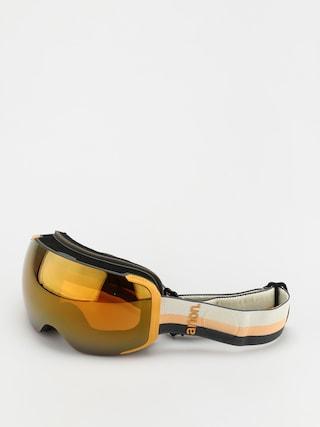 Snowboardovu00e9 okuliare Anon M2 (rising/perceive sunny bronze)