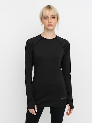 Termotriko Burton Lightweight X Base Layer Crew Wmn (true black)