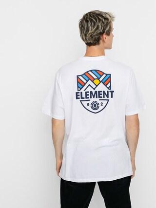 Tričko Element Beaming (optic white)