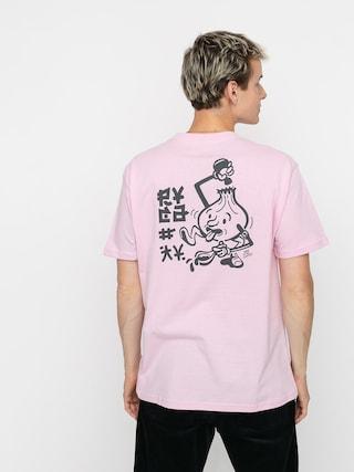 Triu010dko RVCA Send Noodles (chalky pink)