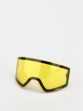 Nu00e1hradnu00e9 sklu00e1 k okuliarom Dragon PXV2 (lumalens yellow)