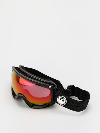 Snowboardovu00e9 okuliare Dragon D3 Otg (split/ll red ion/ll light rose)