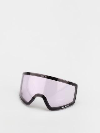 Náhradné sklá k okuliarom Dragon PXV (lumalens violet)