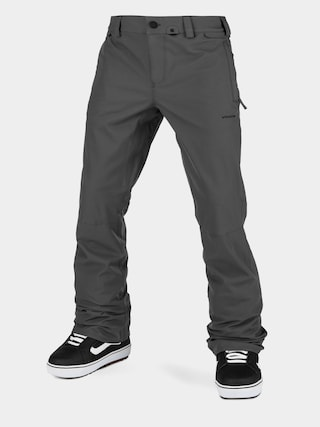 Snowboardovu00e9 nohavice Volcom Klocker Tight (dark grey)