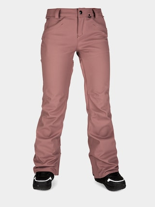 Snowboardové nohavice Volcom Species Stretch Wmn (rose wood)