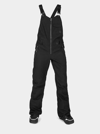 Snowboardovu00e9 nohavice Volcom Swift Bib Overall Wmn (black)