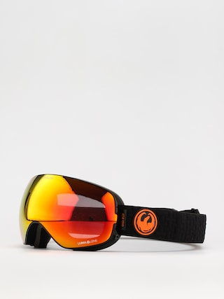 Snowboardovu00e9 okuliare Dragon X2s (gigi sig 20/ll red ion/ll light rose)