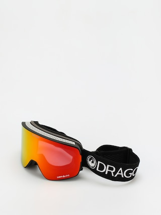 Snowboardovu00e9 okuliare Dragon NFX2 (comp/ll red ion/ll rose)