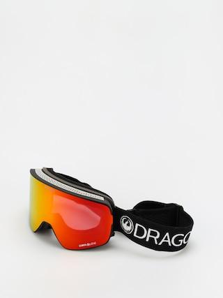 Snowboardovu00e9 okuliare Dragon NFX2 (comp/ll red ion/ll rose)