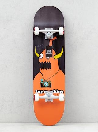 Skateboard Toy Machine Templeton Camera (black/orange)