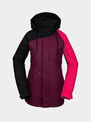 Snowboardovu00e1 bunda Volcom Westland Ins Wmn (vibrant purple)