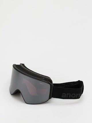 Snowboardovu00e9 okuliare Anon M4 Cylindrical Mfi (smoke/perceive sunny onyx)