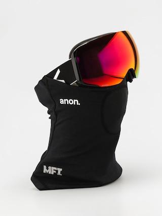 Snowboardovu00e9 okuliare Anon M2 Mfi (black/perceive sunny red)