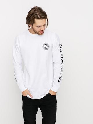Triko DC Snowboarding (white)