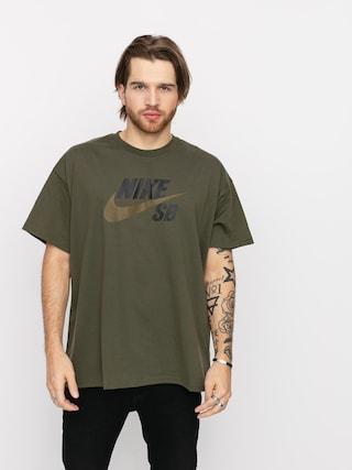 Triu010dko Nike SB Logo (cargo khaki/yukon brown)