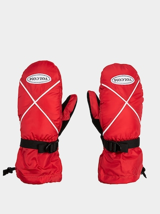 Rukavice Volcom X Mitt (red)