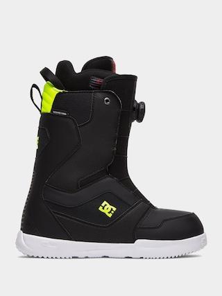Obuv na snowboard DC Scout (black)