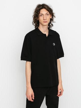 Polo tričko Polar Skate Pique (black)