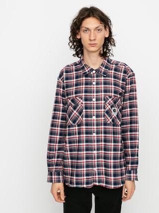 Kou0161eu013ea Polar Skate Flannel (navy/red)