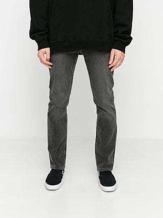 Nohavice DC Worker Straight Stretch (medium grey)