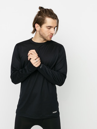 Termotriko Burton Midweight Base Layer Crew (true black)