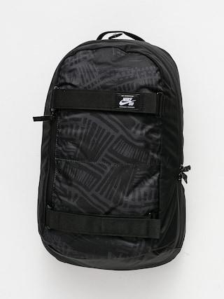 Batoh Nike SB Courthouse (black/black/white)