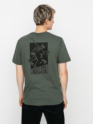 Tričko Malita Blunt 94 (khaki)