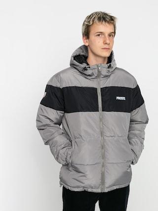 Bunda Prosto Winter Adament (black/grey)