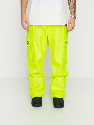 Snowboardovu00e9 nohavice DC Banshee (safety yellow)