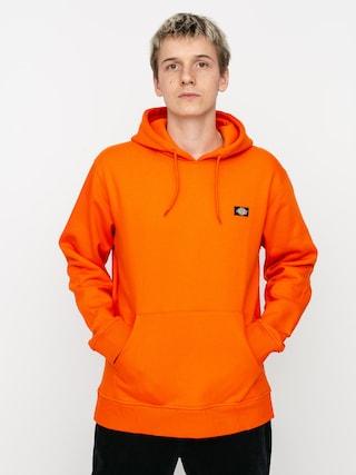 Mikina s kapucu0148ou Dickies Oklahoma HD (bright orange)