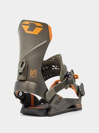 Snowboardovu00e9 viazanie Drake Super Sport (dark olive)