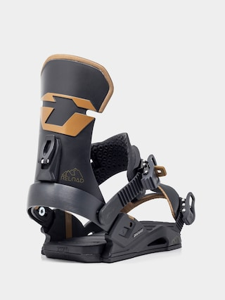 Snowboardovu00e9 viazanie Drake Reload (black)