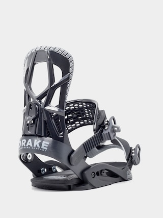 Snowboardovu00e9 viazanie Drake Fifty (black)