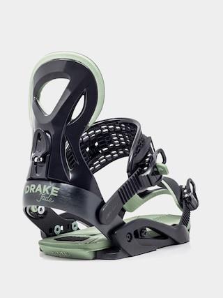 Snowboardovu00e9 viazanie Drake Jade Wmn (black)
