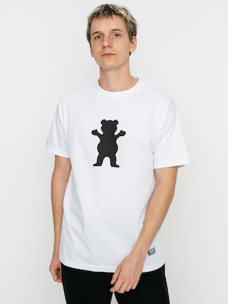 Triu010dko Grizzly Griptape OG Bear (white/black)