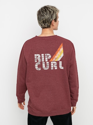 Mikina Rip Curl Surf Revival (burgundy)