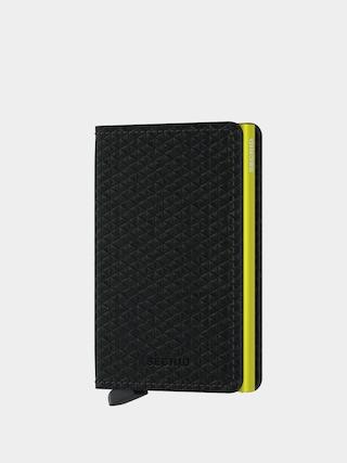 Peňaženka Secrid Slimwallet (diamond black)