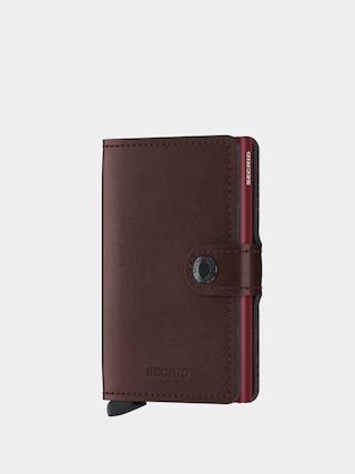 Peňaženka Secrid Miniwallet (metallic moro)