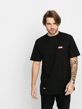 Tričko MassDnm Minibox (black)