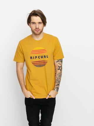 Tričko Rip Curl El Mama (mustard)