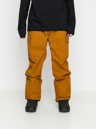 Snowboardové nohavice Quiksilver Porter (bronze brown)