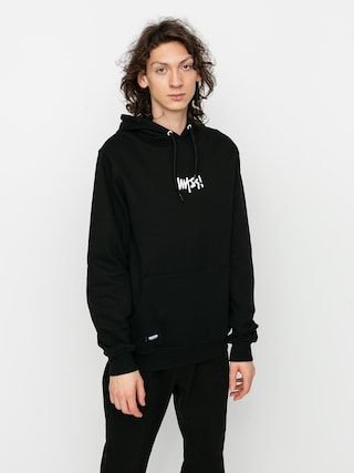 Mikina s kapucňou MassDnm Signature Small Logo HD (black)