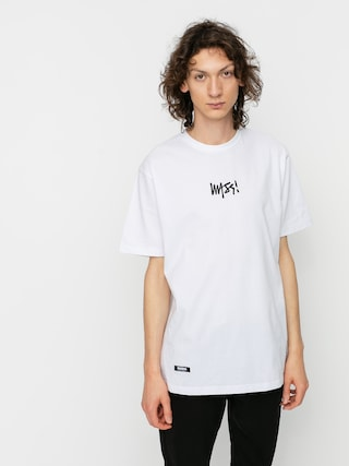 Triu010dko MassDnm Signature Small Logo (white)
