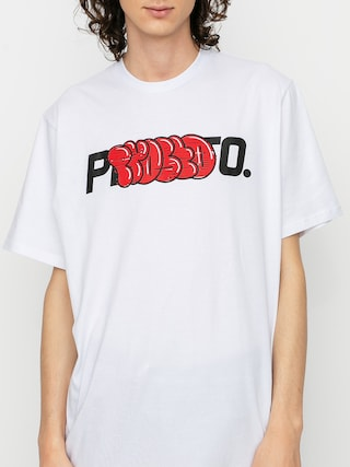 Tričko Prosto Adeen (white)
