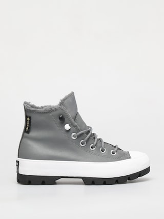 Topu00e1nky Converse Chuck Taylor All Star Lugged Winter Wmn (limestone grey/black/white)