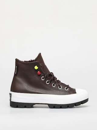 Topu00e1nky Converse Chuck Taylor All Star Lugged Winter Wmn (dark root/white/black)