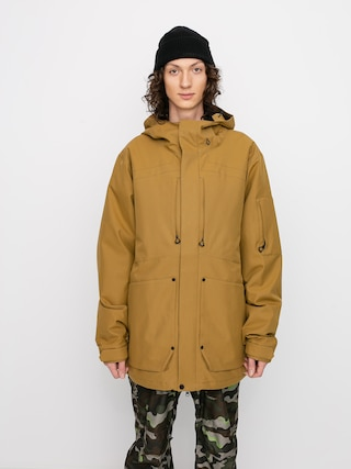 Snowboardovu00e1 bunda Volcom Scortch Ins (burnt khaki)