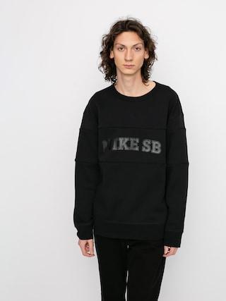 Mikina Nike SB Hbr Crew (black/black/black)